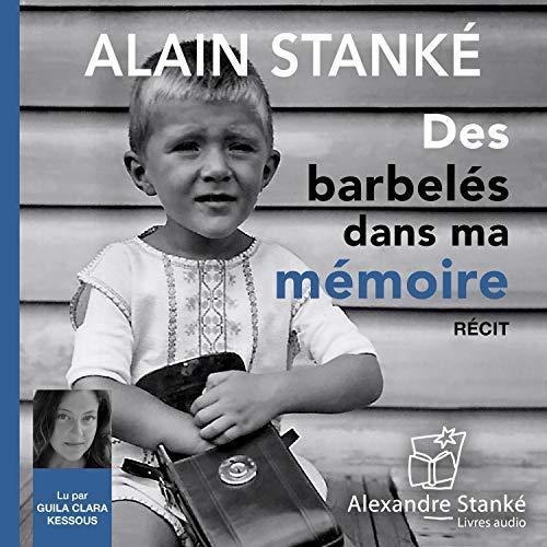 Des barbelés dans ma mémoire audiobook cover art