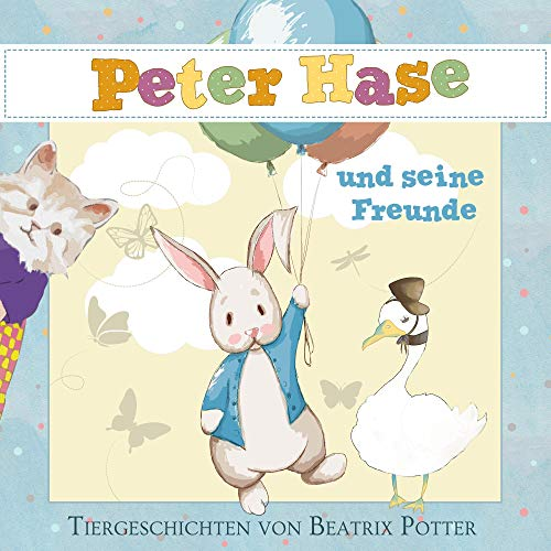 Peter Hase und seine Freunde Titelbild