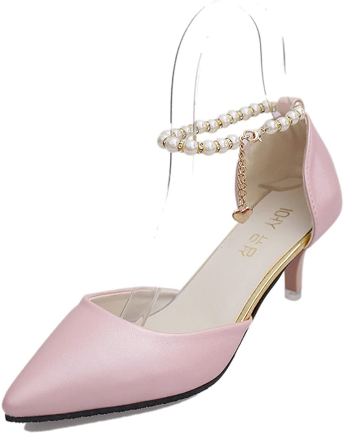 Huhuj Spring and summer pointed stiletto sandal High button shoes