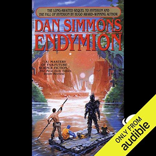 Endymion                    By:                                                                                                                                 Dan Simmons                               Narrated by:                                                                                                                                 Victor Bevine                      Length: 23 hrs and 17 mins     606 ratings     Overall 4.6