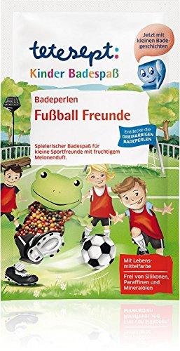 Tetesept Badeperlen Fußball Freunde, 60 g