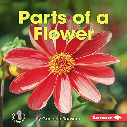 Parts of a Flower copertina