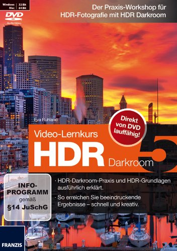 Video-Lernkurs HDR Darkroom 5