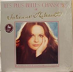 FABIENNE THIBEAULT LES PLUS BELLES CHANSONS DE vinyl record