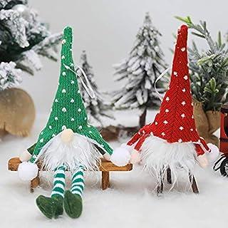Christmas decorations Santa Claus plush Christmas tree dollLarge 2q