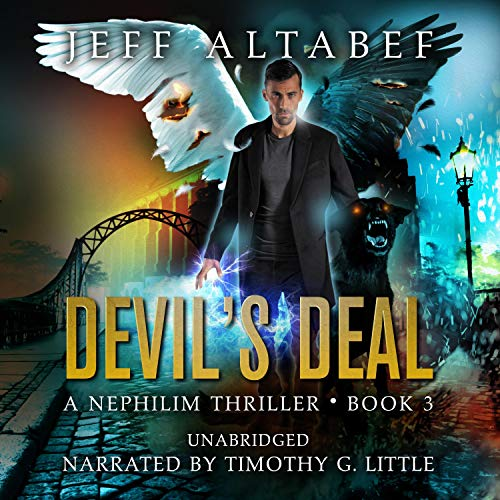 Devil's Deal Audiobook By Jeff Altabef cover art