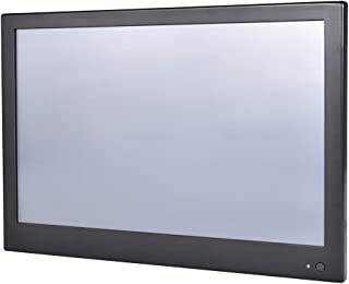 13.3 Inch Industrial Touch Panel PC,All in One Computer,4 Wire Resistive Touch Screen,Windows 7/10,Linux,Intel J1900,(Blac...