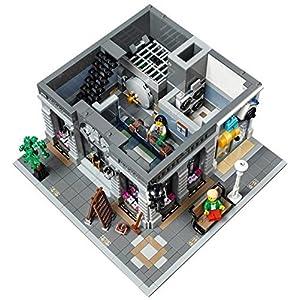 Amazon.co.jp - レゴ クリエイターエキスパート ブリックバンク 10251