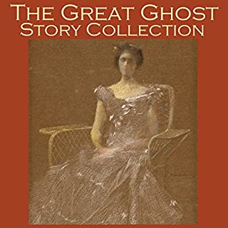The Great Ghost Story Collection cover art
