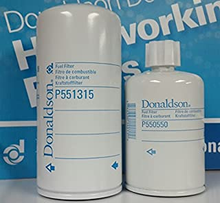Donaldson Replacement Filters for Airdog I Replaces FF100-2 & WS100 ( 2 SETS)