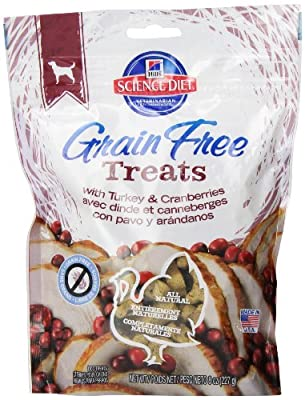 Hill's Science Diet Grain-Free Dog Treats, 8-Ounce