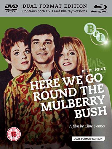 Here We Go Round the Mulberry Bush (BFI Flipside) (DVD + Blu-ray) [UK Import]