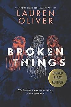 Hardcover Broken Things Book