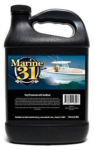 Marine 31 Vinyl Protectant with Sunblock 128 oz.