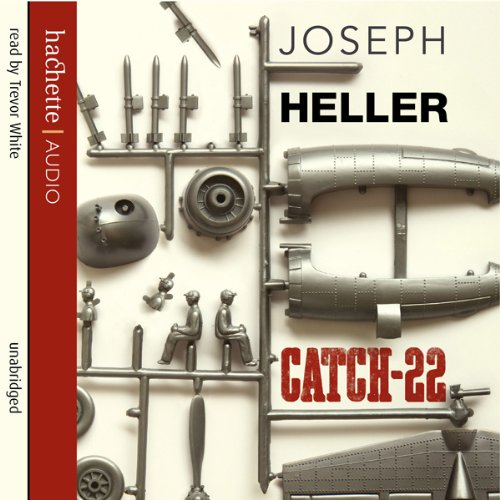 Catch 22 audiobook cover art