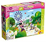 Puzzle dwustronne maxi Minnie 150