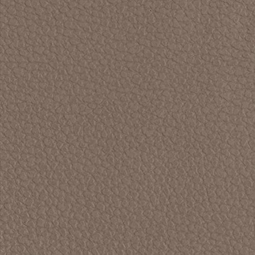 Film adhésif décoratif pour meuble effet matière CUIRS MARRON 67,5 x 150 cm, imperméable PVC, sans phtalates, 53216