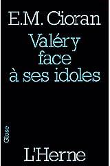 Valéry face à ses idoles Capa comum