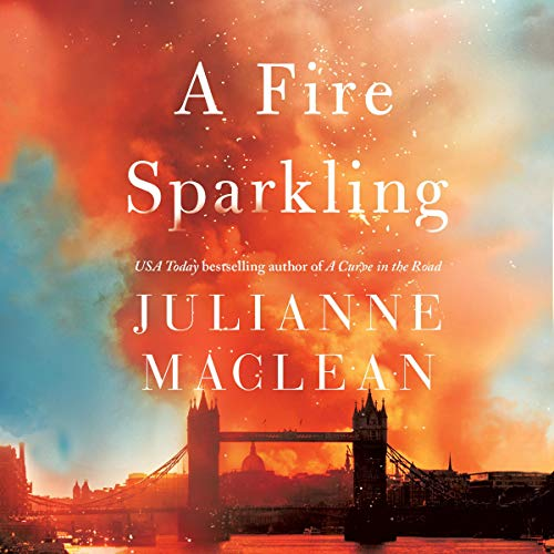 A Fire Sparkling cover art