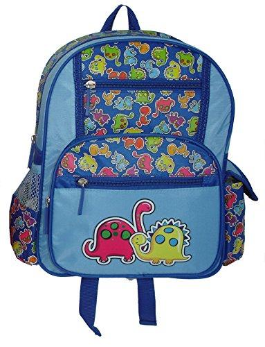 SPEAR Kinderrucksack blau/LittleDino 419 Kinder Rucksack mit Brustgurt