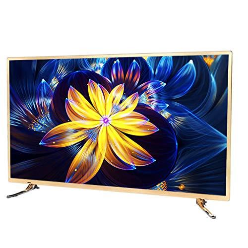4K HDR Smart TV + WiFi Smart Android Flüssigkristallfernseher 8 GB + 1 GB WiFi-Verbindungsfunktion LED-Sicherheitsüberwachung Spleißbildfernseher mit 2 x HDMI 2 x USB 2.0 HDR Dolby Sound TV