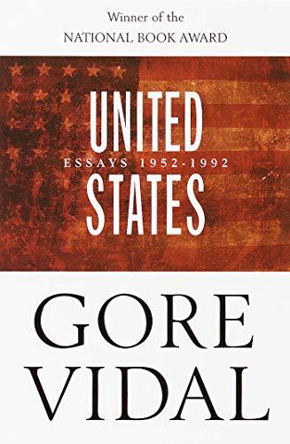 United States: Essays 1952-1992 (English Edition)