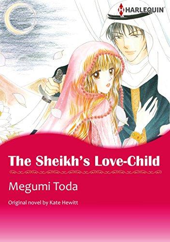 The Sheikh's Love-Child: Harlequin comics (English Edition)