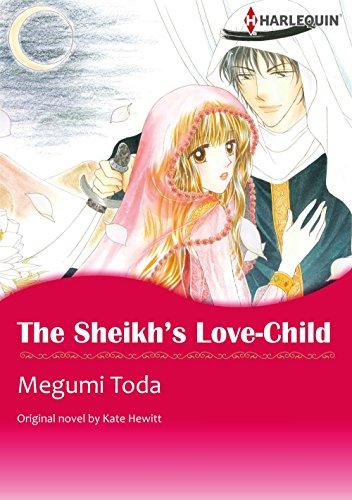 The Sheikh's Love-Child: Harlequin comics (English Edition)