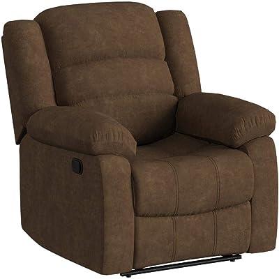 AC Pacific Gentle Lower Lumbar Massage, Reclining Chair