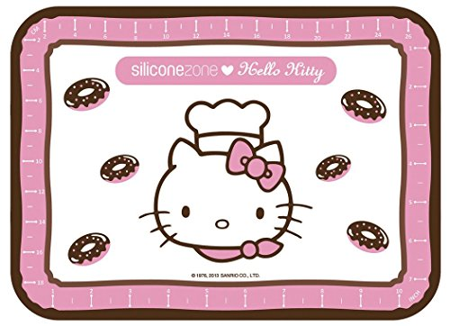 Hello Kitty Tapete pequeño Junior Silicona Horno Japón