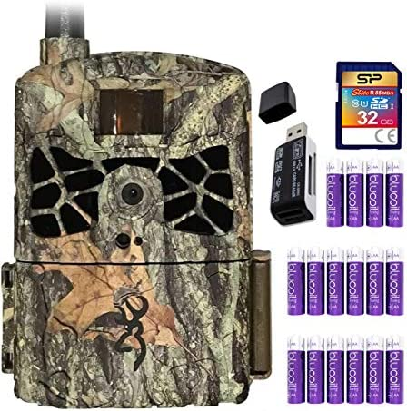 Browning BTC DWC ATT Defender Wireless Cellular Trail Camera Compatible with AT T Network iOS product image