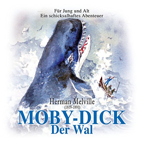 Moby-Dick cover art