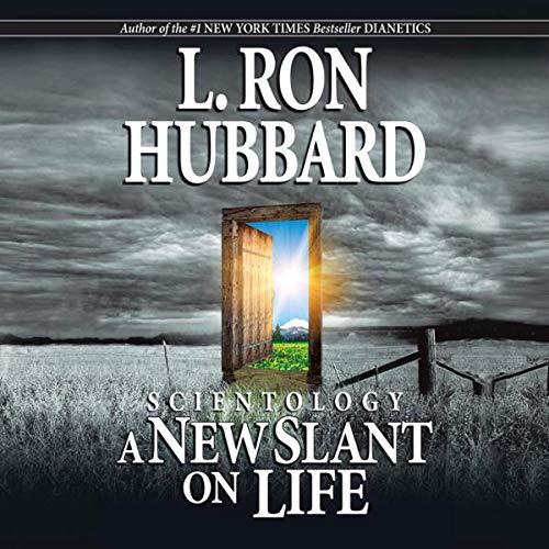 Scientology audiobook cover art