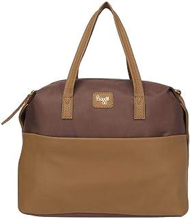 Baggit L Margret Y G Z Women's Handbag (Brown)