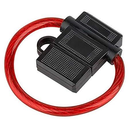 Audioproject A210 Auto Sicherungshalter Atc 40a Mit Elektronik