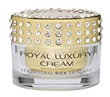 ROYAL LUXURY CREAM High Level Anti Aging | Luxuskosmetik | für straffe, glatte Haut an Gesicht,...