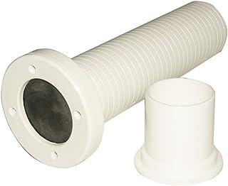 Nuova Rade Caja Doble Grifo Ducha-Mezclador Blanco