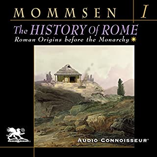 The History of Rome, Book 1 audiobook cover art