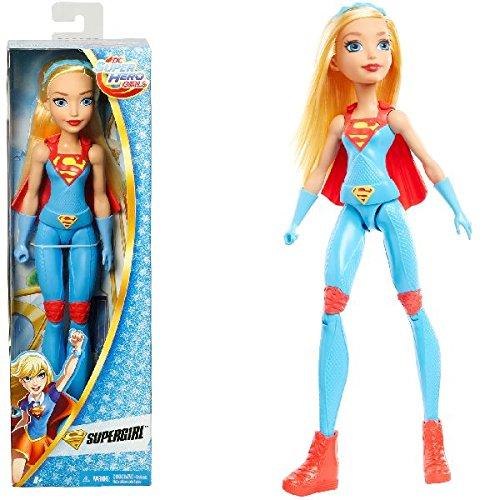 "POUPÉE SUPERGIRL DC Comics  série /""Super Hero Girls/"" Mattel 30cm"