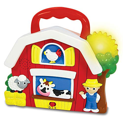 The Learning Journey Early Learning - Old MacDonalds Farm - Baby & Toddler Toys & Gifts for Boys & Girls Ages 12 Months and Up