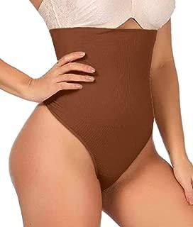ShaperQueen 102 Thong (Classic or Open Crotch) Womens Waist Cincher Shaper Trainer Girdle Faja Tummy Control Panty Shapewear