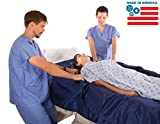 Two Slide Sheets - (2) 59' x 78' Slide Sheet for Patients who are NOT able to Assist