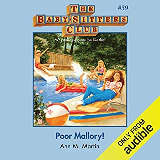 Poor Mallory audiobook cover art
