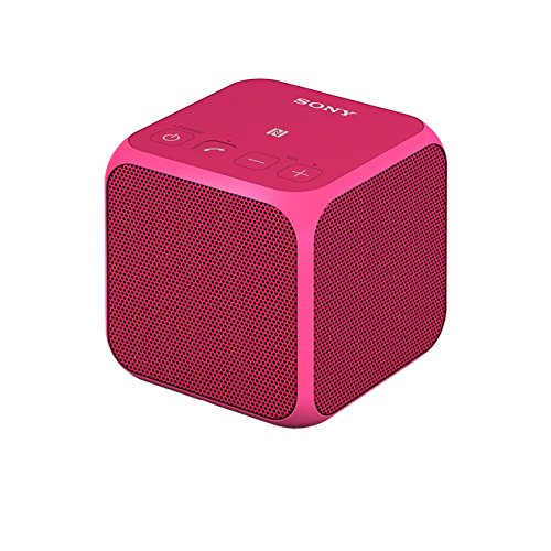 Sony SRSX11P Enceinte Portable sans fil Bluetooth - Rose