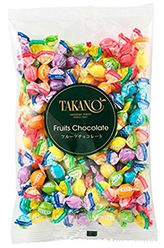 【新宿高野】フルーツチョコレート160g