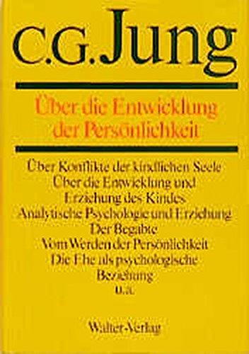C.G.Jung, Gesammelte Werke. Bände 1-20 Hardcover: Gesammelte Werke, 20 Bde., Briefe, 3 Bde. und 3 Suppl.-Bde., in 30 Tl.-Bdn., Bd.17, Über die Entwicklung der Persönlichkeit
