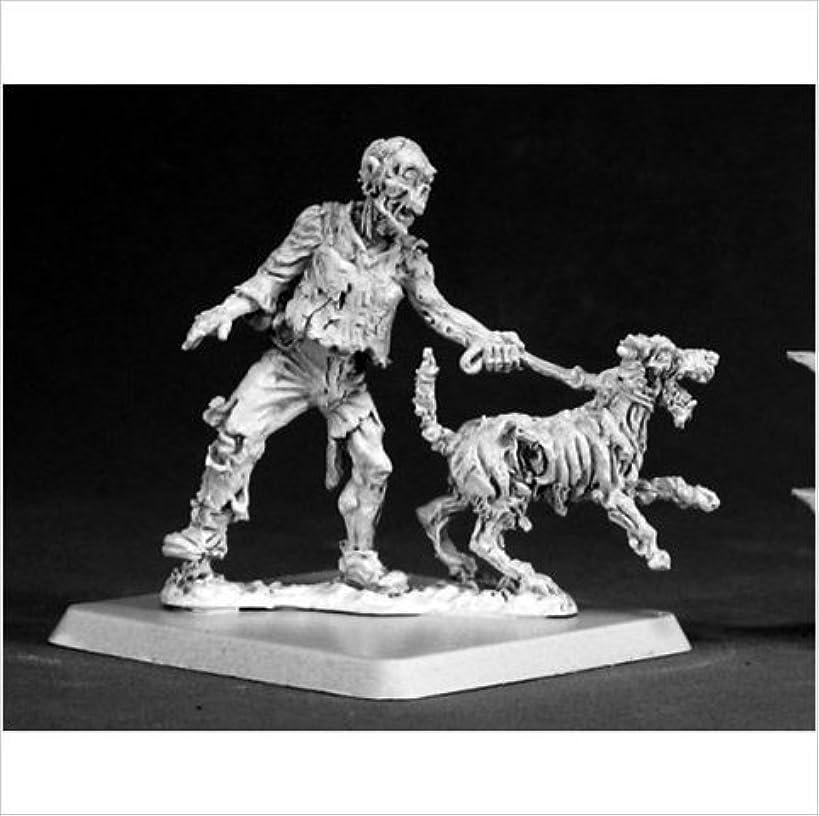 Reaper Miniatures 50069 Zombie Dog Handler