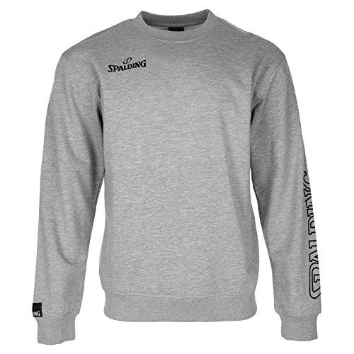 Spalding Team II Crewneck shirt met lange mouwen voor heren