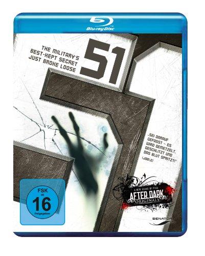 51 - The Military's Best-Kept Secret Just Broke Loose - After Dark Originals [Blu-ray]