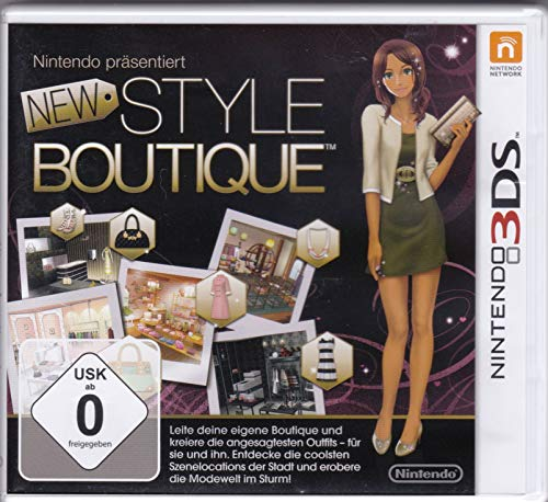 New Style Boutique (Nintendo 3DS) by Nintendo